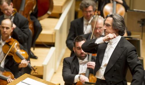 Dopo 12 anni Muti torna alla Scala e dirige la Chicago Orchestra